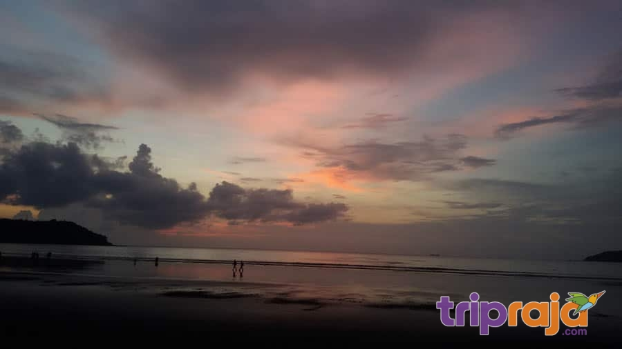 miramar beach sunset - tripraja.com