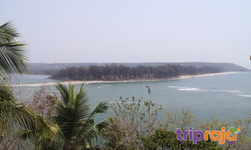 tiracol fort Goa