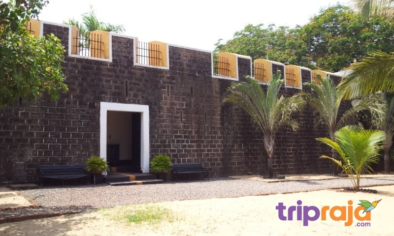forts of Goa tripraja.com