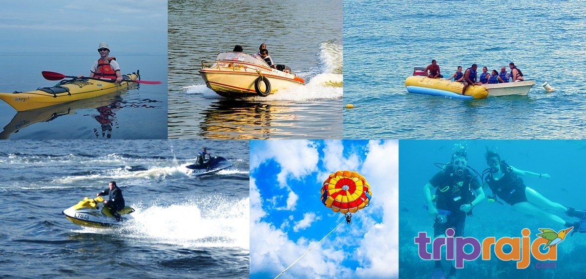 Watersports Activities In Goa Guide Locations