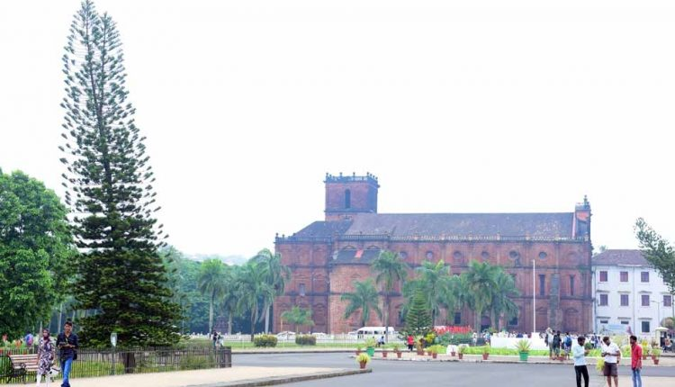 Awesome-view-of-Basilica-of-Bom-Jesus