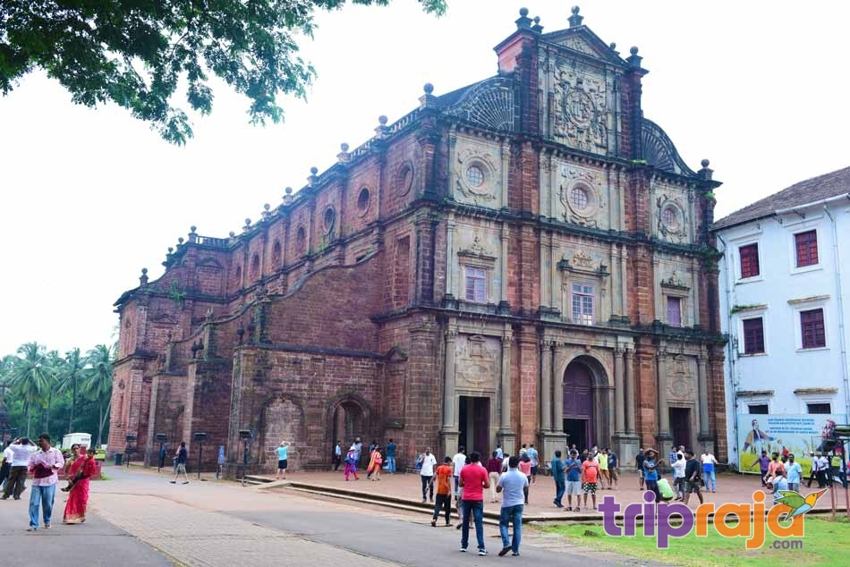 Basilica-of-Bom-Jesus-Old-Goa
