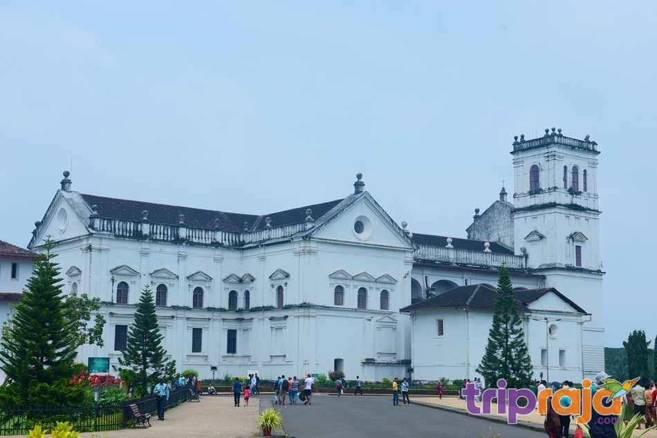 Beautiful-Sé-Cathedral-Church-Old-Goa