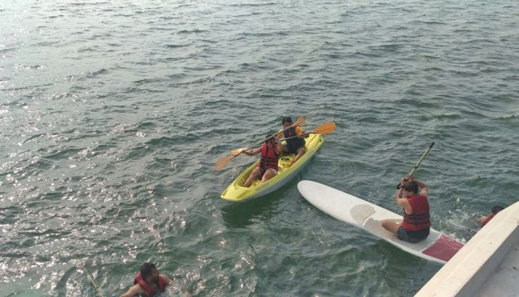 Adventure-Boat-Trip-in-Goa---Kayaking-Tour