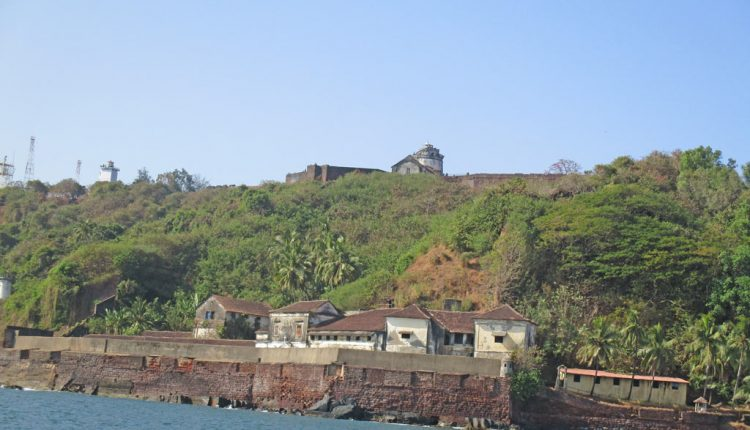 Aguada-Jail-and-Fort---sightseeing-tour-in-goa