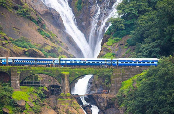 Dudhsagar Waterfall Tour