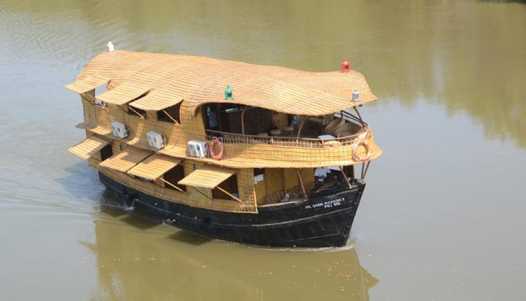 Goa House Boat Tour Package