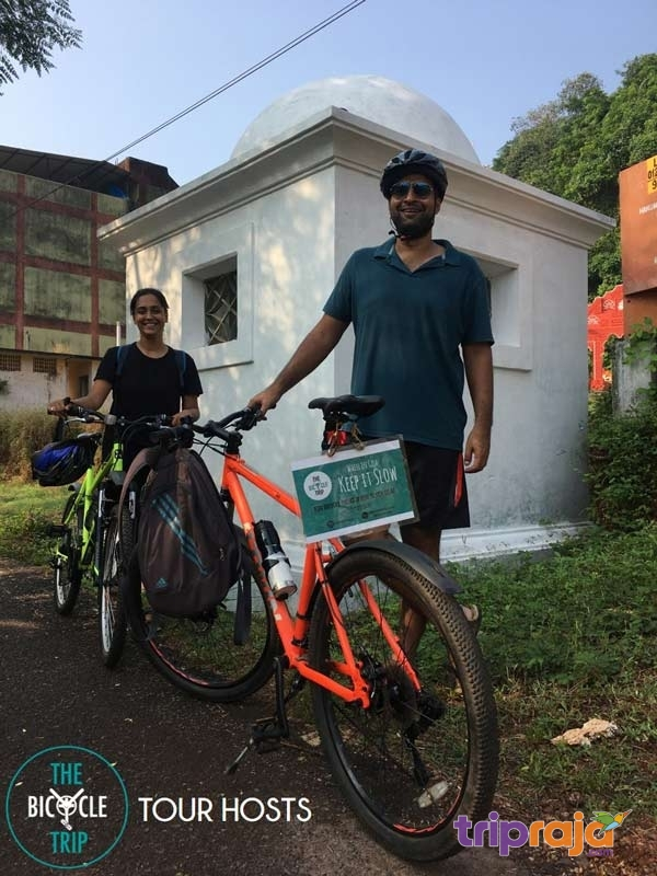 Exploring Goa on a Bicycling Tour