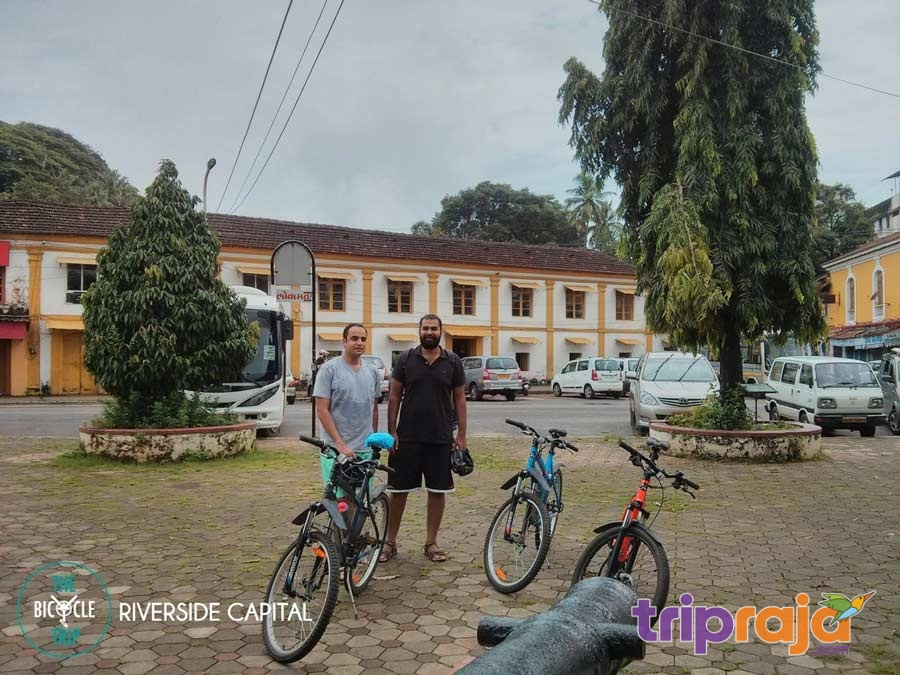 Cycling Tours in Goa