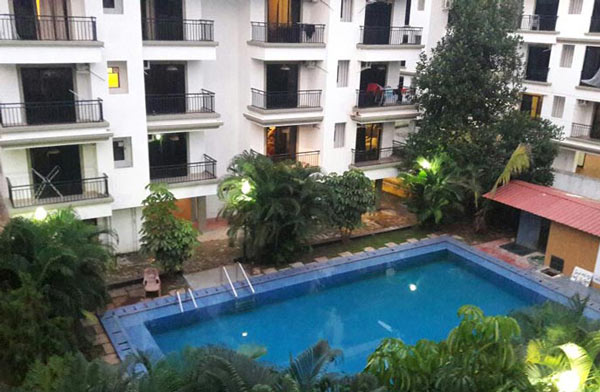 Luxury Service Apartments in Arpora Goa