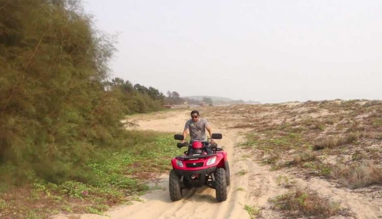 ATV Ride - Goa