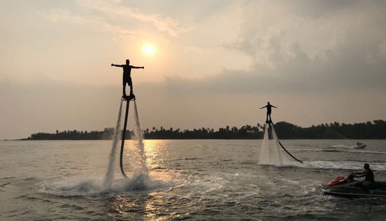 BestFly boarding in Goa