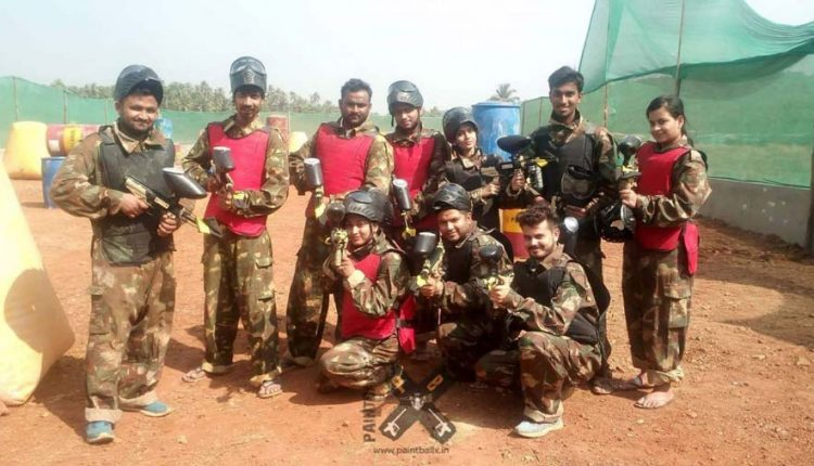 Fun-Paintball-Activity