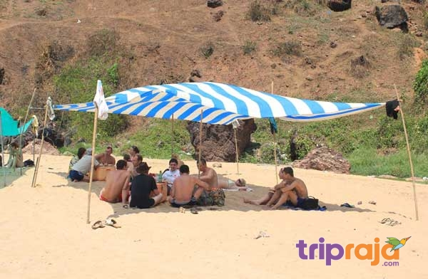 Grande Island Tour of Goa - Snorkeling, Dolphin, Fishing with Boat Trip
