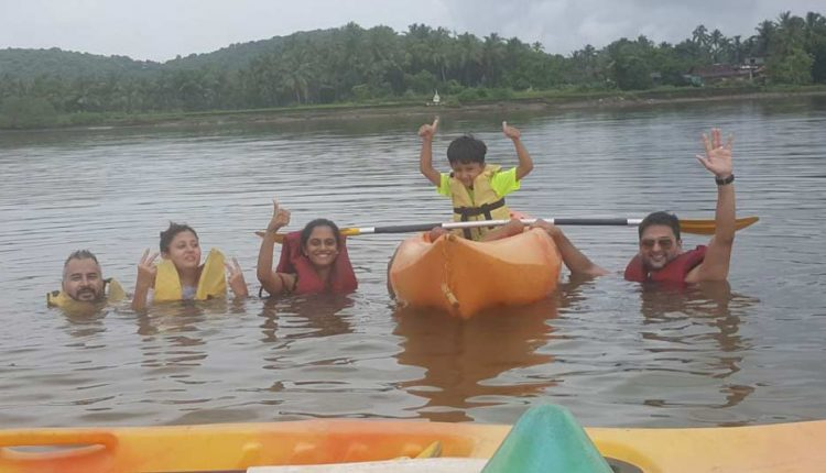 Kayaking Tour Goa