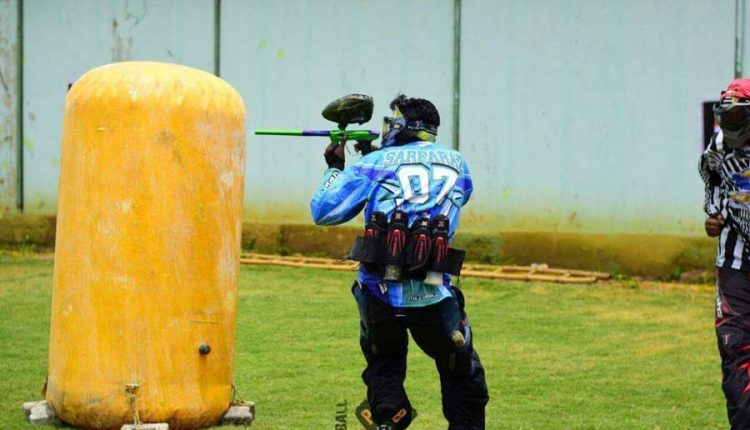 Paintball-in-Goa