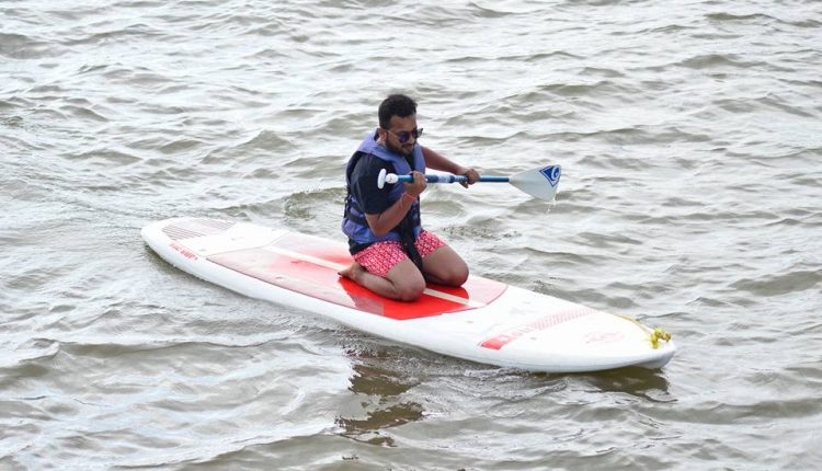 Party Adventure in Goa - Kayaking - SUP Board