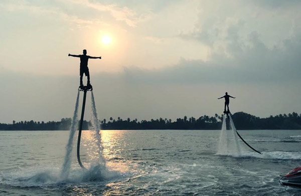 Flyboardng in Goa - Check Price - Booking