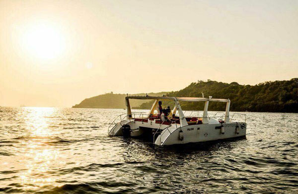 Luxury Party Boat Cruiser - Goa