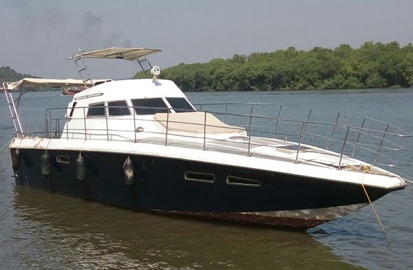 2 AC Cabin Indian Yacht Goa