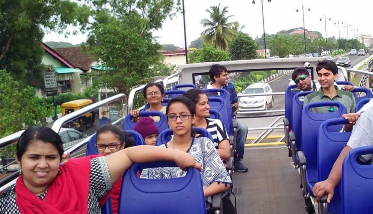 HoHo Bus Tour Goa