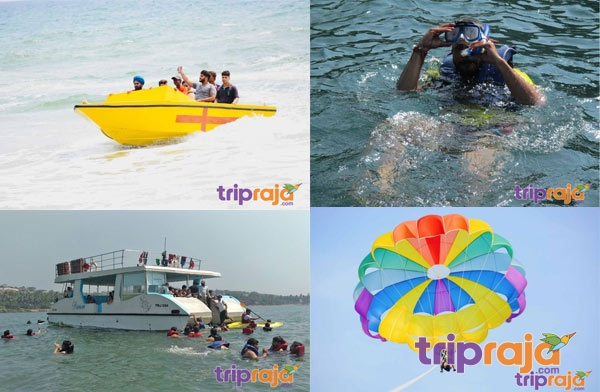 Watersports + Fun Adventure Cruise