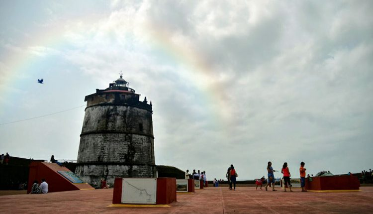 Fort Agauda Light House Goa