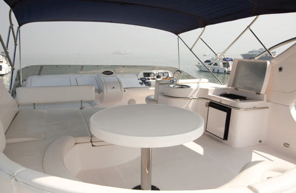 Majesty Yacht Goa