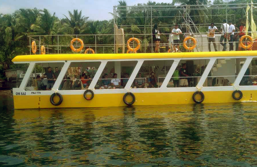 Mandovi River Backwater Cruise Trip Booking