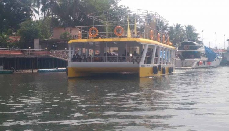 Mandovi-River-Backwater-Cruise