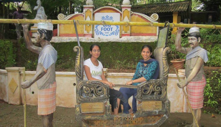 Big-Foot-Goa-Entrance