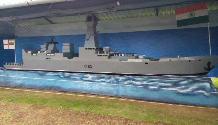 Indian-Naval-Museum-Exterior-Display-at-Dabolim
