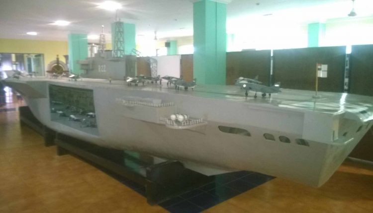 Naval-Aviation-Museum-Interior-War-Ship-replica