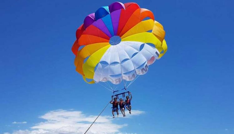 Parasailing-Activity-in-Goa