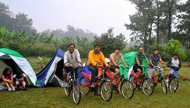bicycle-farm-house-trip-dandeli
