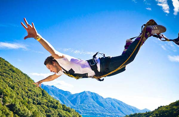 Bungee Jumping Package Goa - Check Rate - Booking