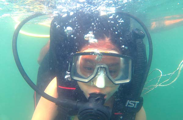 Cheapest Scuba Diving Package in Goa
