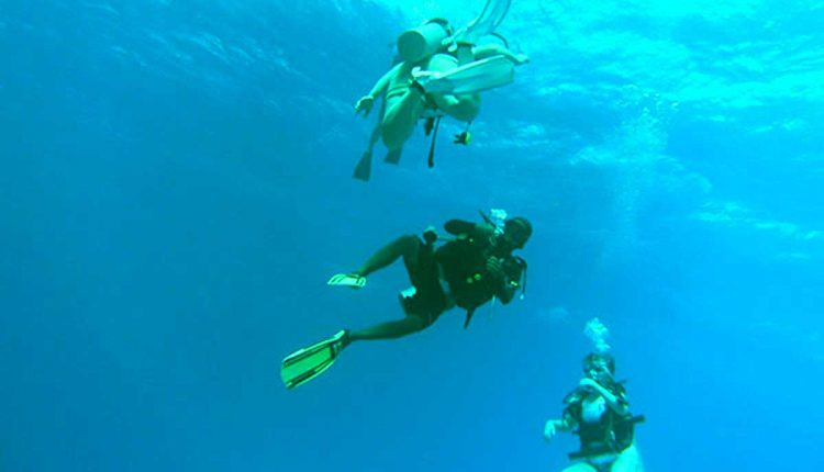 scuba diving grand island package-goa